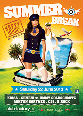 SummerBreak (flyer)