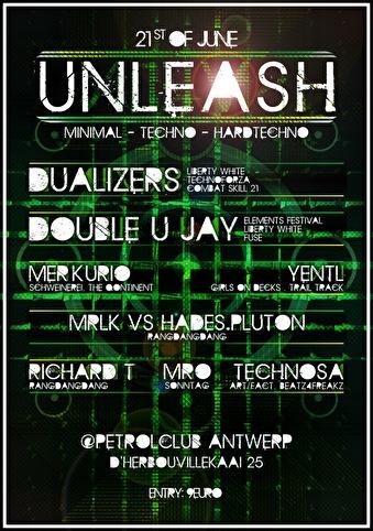 Unleash (flyer)