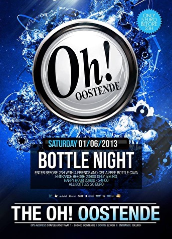 Bottle Night (flyer)