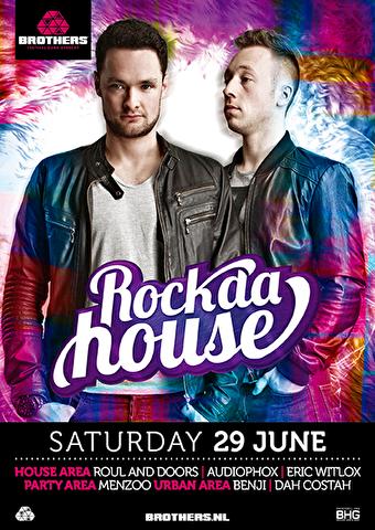 Rock da House (flyer)