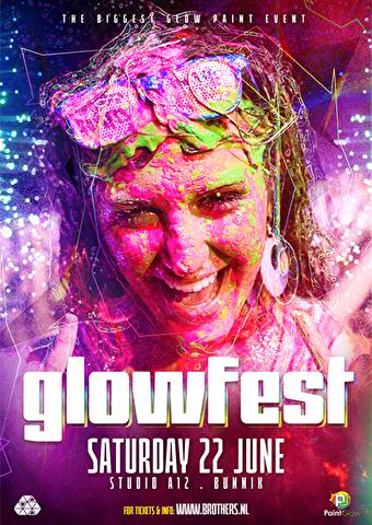 Glowfest (flyer)