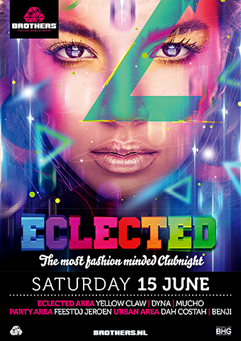 Eclected (flyer)