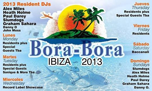 Bora Bora (flyer)