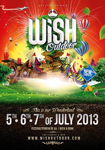 WiSH Outdoor 2013 (flyer)
