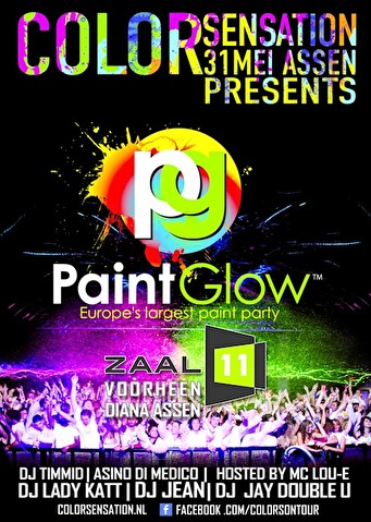 Color Sensation on Tour (flyer)