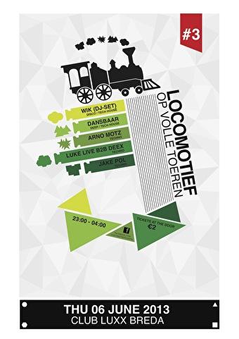 flyer Locomotief