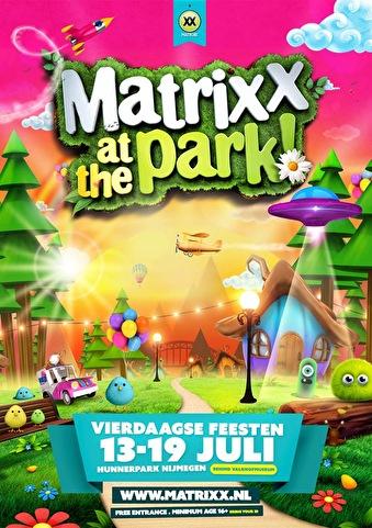 Matrixx at the Park (flyer)