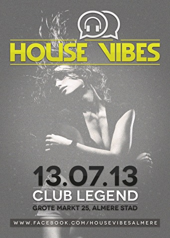 House Vibes (flyer)