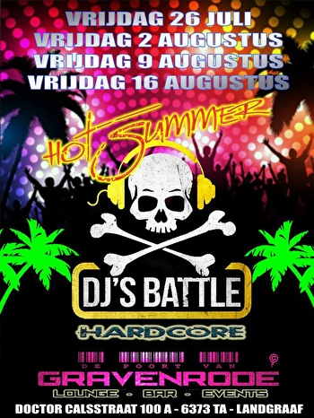 Fridaynight Battle (flyer)