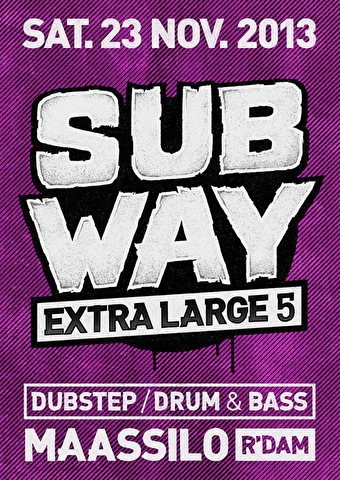 Subway XL5 (flyer)
