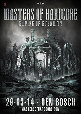 Masters of Hardcore (flyer)