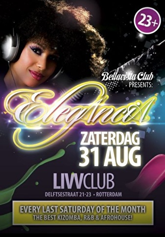 Elegancia (flyer)