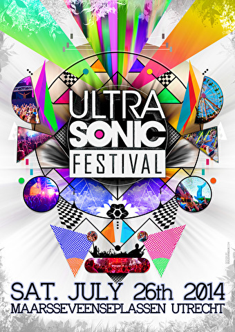 Ultrasonic Festival (flyer)