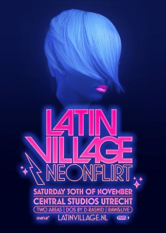 LatinVillage (flyer)