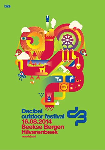 Decibel Outdoor (flyer)