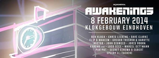 flyer Awakenings