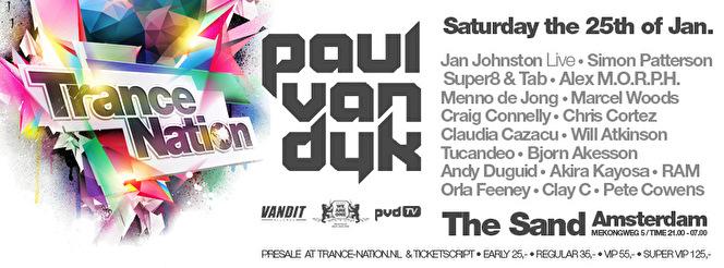 Trance Nation (flyer)