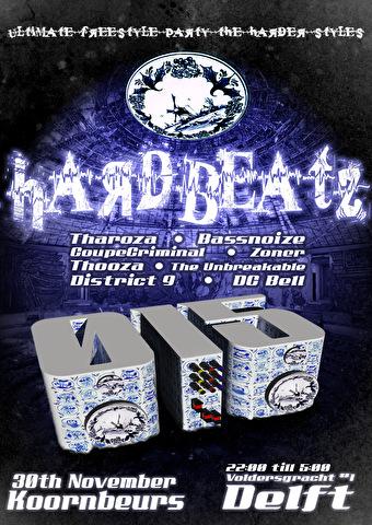 Hardbeatz 015 (flyer)