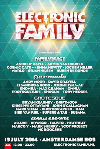 flyer Electronic Family