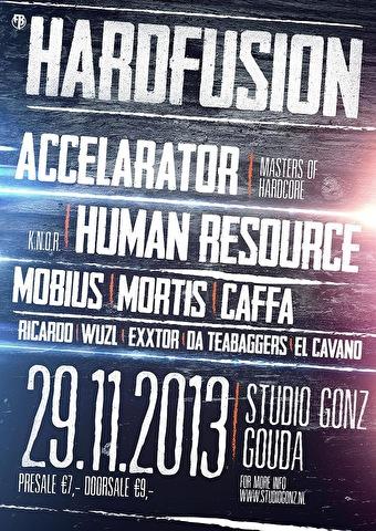 Hard Fusion (flyer)