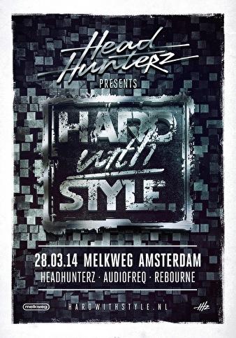 Melkweg Garderobe Prijs.Headhunterz Presents Hard With Style 28 Maart 2014 Melkweg