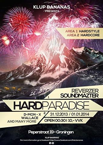 Hard Paradise (flyer)