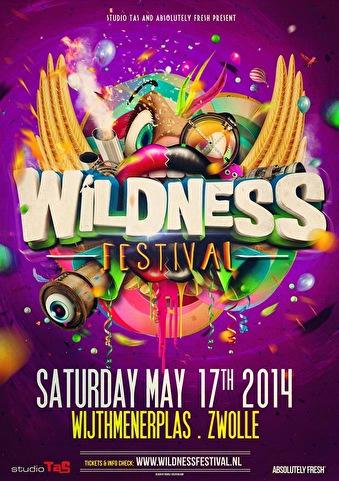 Wildness Festival (flyer)