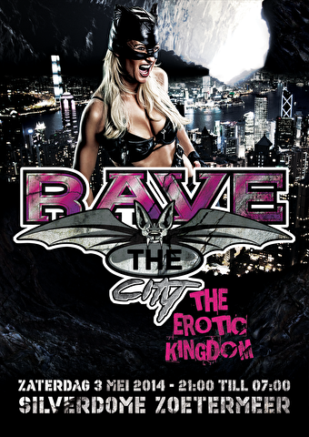 Rave the City (flyer)