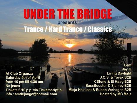 Under the Bridge (flyer)