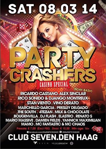 Party Crashers (flyer)