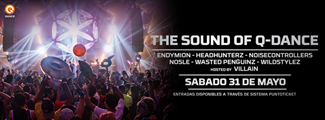 flyer The Sound of Q-Dance
