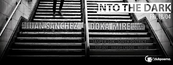 Into the Dark 3.0 (flyer)