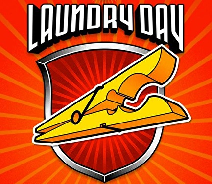 Laundry Day (flyer)