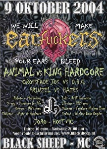 Earfuckers (flyer)
