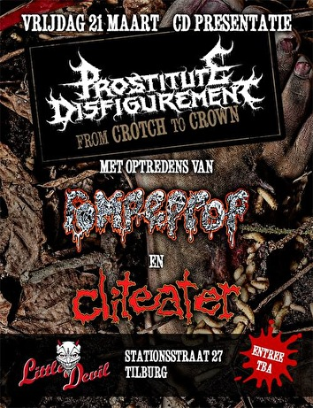 Prostitute Disfigurement (flyer)