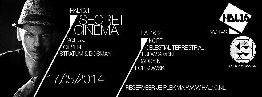 Secret Cinema - Tickets, line-up & info