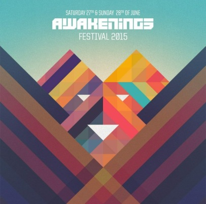 Awakenings Festival (flyer)