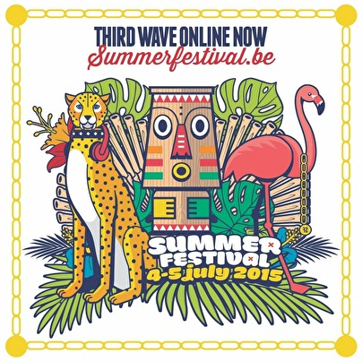 Summerfestival (flyer)