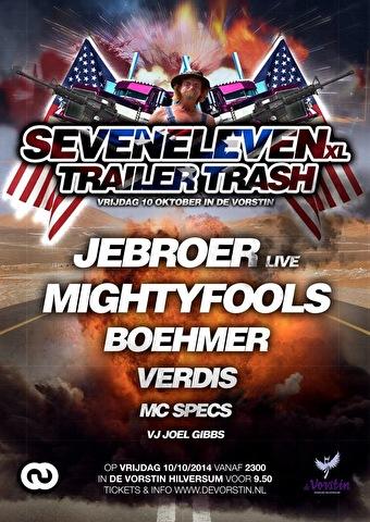 Seveneleven XL (flyer)