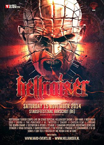 Hellraiser (flyer)