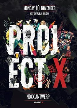 Project X (flyer)