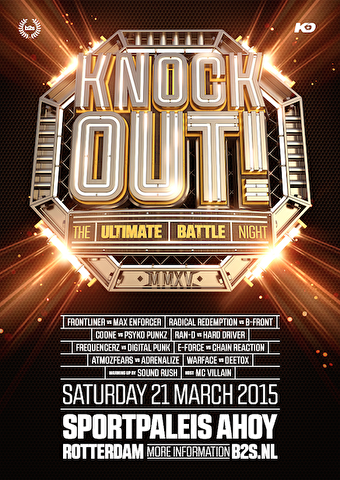 Knock Out! (flyer)