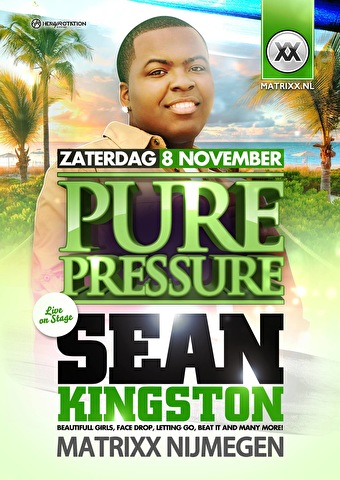 Pure Pressure (flyer)