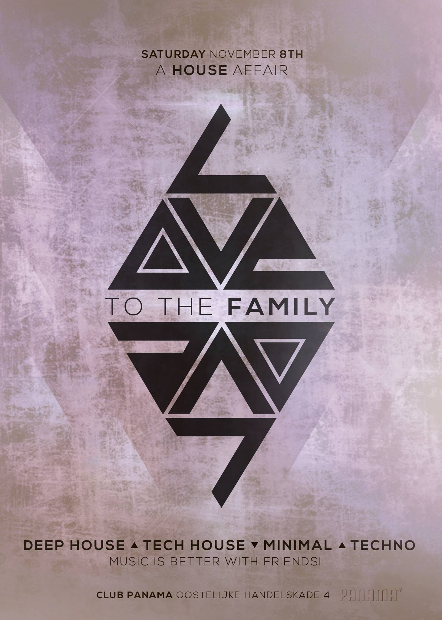 Love to the Family - Tickets, line-up & info
