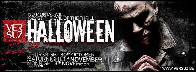 Halloween 1 November.A Creepy Halloween 1 November 2014 Versuz Hasselt Event
