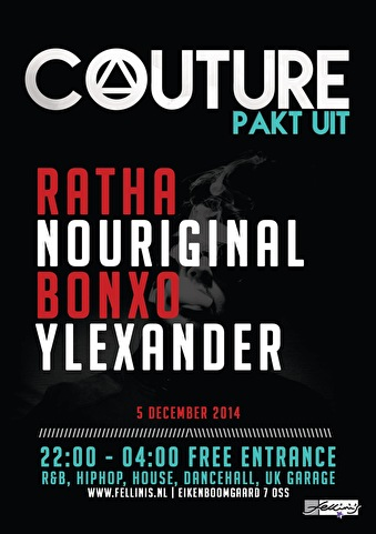 Couture pakt uit (flyer)