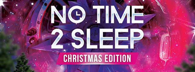 No Time 2 Sleep (flyer)