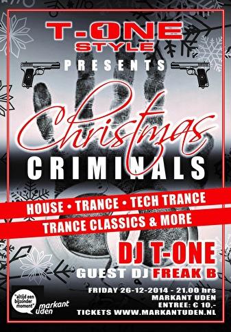 Christmas Criminals (flyer)
