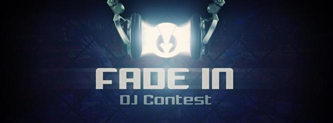 Fade In DJ Contest (flyer)