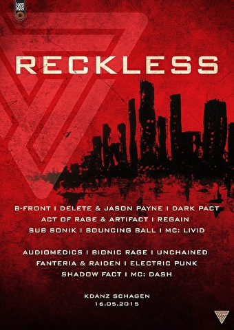 Reckless (flyer)